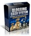 Thumbnail Blogging Cash System - Complete Website Package - PLR