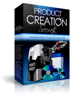Product picture Product Creation Secrets -  Complete Website Package - MRR