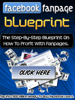 Product picture Facebook Fanpage Blueprint
