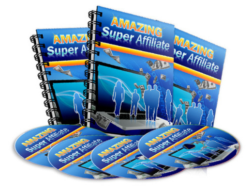 Product picture Amazing Super Affiliate Complete Package!