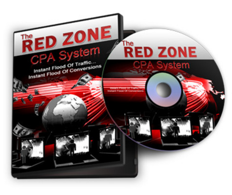 Product picture Red Zone CPA Video Tutorial