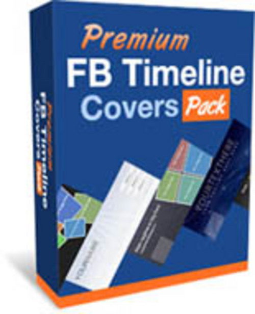 Product picture Premium Facebook Timeline Covers