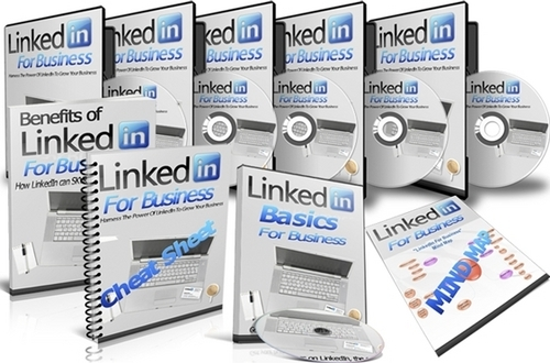 Product picture LinkedIn For Business