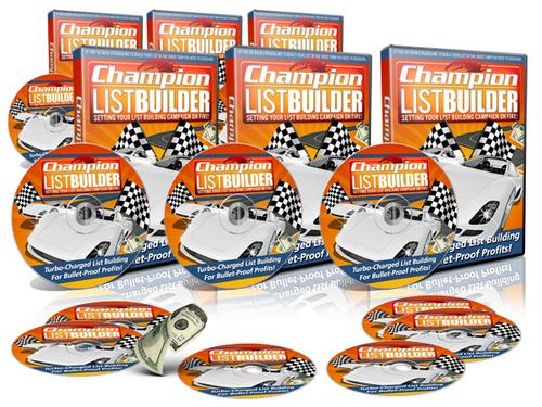 Product picture Champion List Builder
