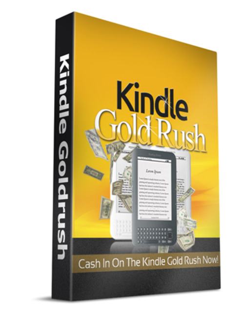 Product picture Kindle GoldRush