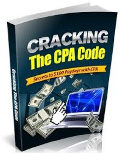 Product picture Cracking The CPA Code - Tips & Techniques