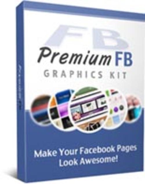 Product picture Premium Facebook Graphics